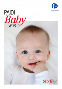 BABYWORLD 2021:22 Cover