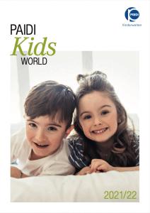 KIDSWORLD 2021:22 Cover